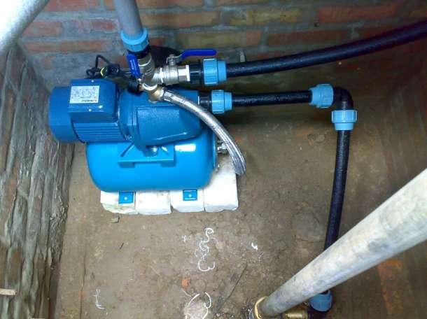 чистка и ремонт питьевых колодцев, фотография 7