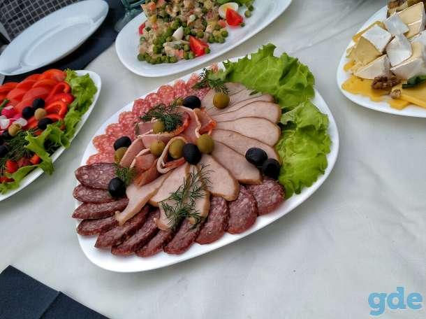 Обслуживание (повар, официант) на корпоратив, банкет, свадьбу, фотография 9