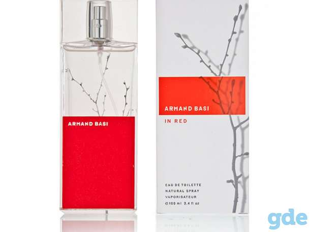 Armand Basi «In Red» 100ml, фотография 1