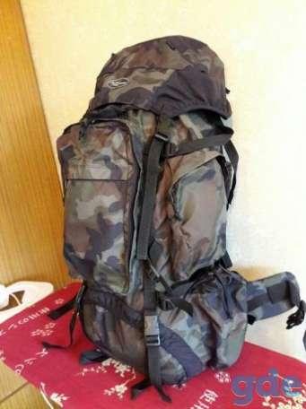 Рюкзак ТУРЛАН Баксан-90 туристический в идеальном состоянии, фотография 1