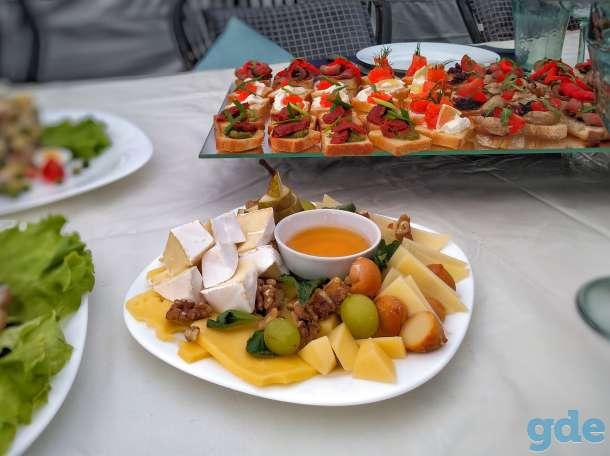 Обслуживание (повар, официант) на корпоратив, банкет, свадьбу, фотография 3