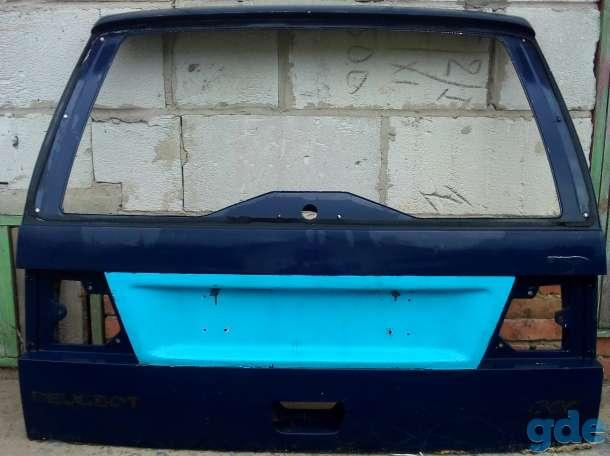 Дверь багажника Пежо 806, фотография 2