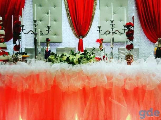 Оформление свадеб, корпоративов,юбилеев, фотография 3