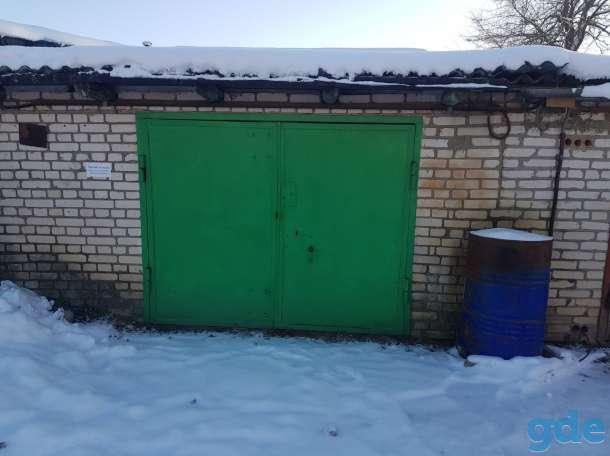 Продается гараж в районе ж.д .вокзала Кричева, фотография 2