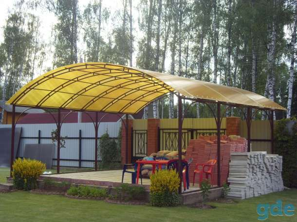 Сотовый поликарбонат 3мм,4мм,6мм,8мм,10мм Прозрачный и цветной. Доставка по РБ!), фотография 8