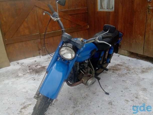 Мотоцикл Урал, фотография 4