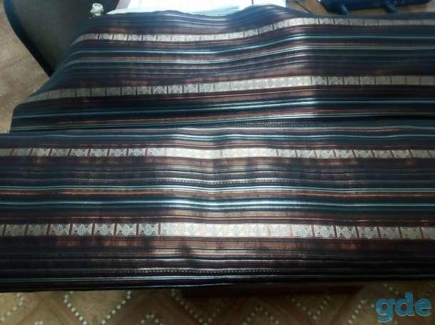 ткань текстильная, фотография 1
