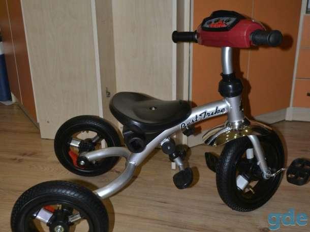 Велосипед- коляска, фотография 3