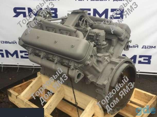 Двигатель ЯМЗ 238 М2, фотография 7
