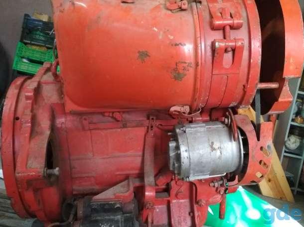 Двигатель Д-21, фотография 1