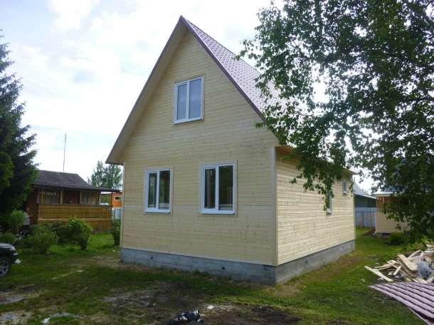 строительство дачных домов, фотография 4