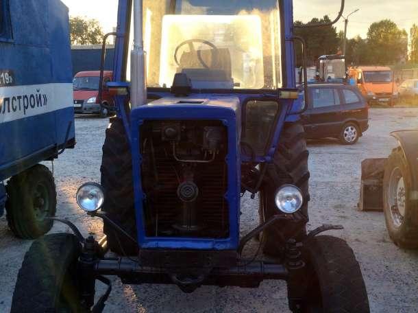 Трактор мтз-80, фотография 1