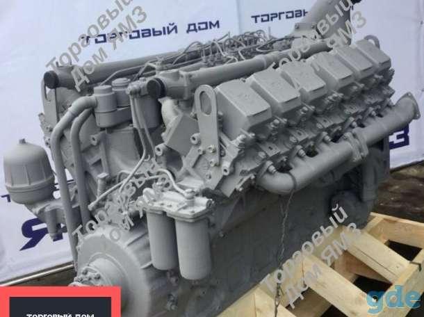 Двигатель ЯМЗ 240БМ, М2, фотография 4