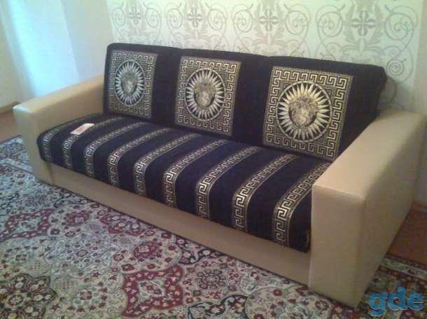 Ремонт и перетяжка мягкой мебели, фотография 5
