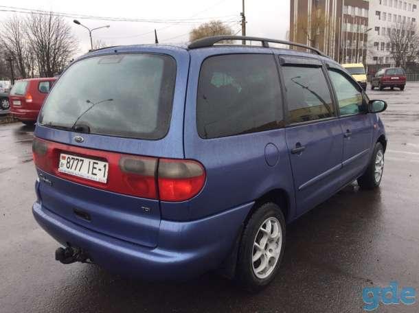 Ford Galaxy, 1.9 дизель, 1996 г.в., фотография 7