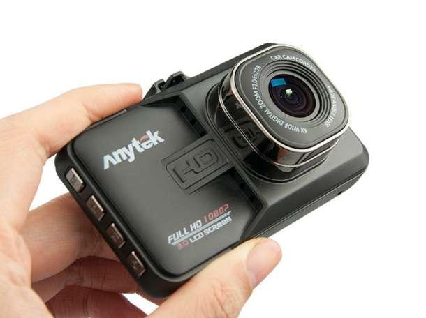 Видеорегистратор Anytek Full HD 1080P, фотография 3