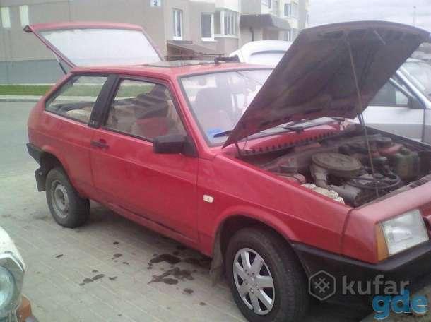Автомобиль ваз 2108, фотография 2