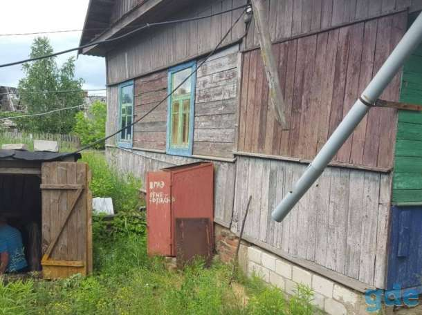 Продается деревянный дом в Бобруйске в черте города по ул. Жлобинской, фотография 3
