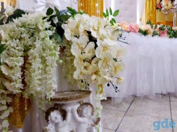Оформление свадеб, корпоративов,юбилеев, фотография 8