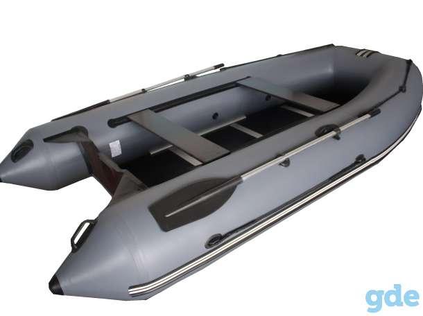 Килевая моторная надувная лодка Т360Р от производителя в Беларуси, фотография 11