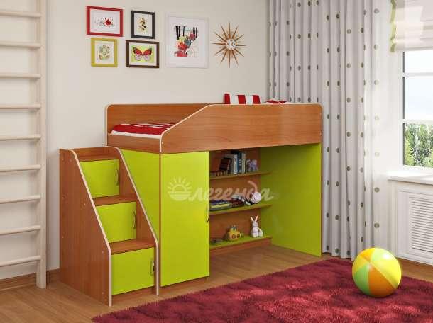 Кровать-чердак Легенда 11.5, фотография 2