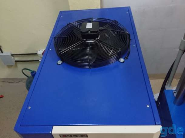Промышленный термопресс для производства пластиковых карт, фотография 5