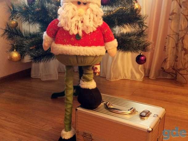 Дед Мороз под елку на телескопических ногах! Распродажа), фотография 11