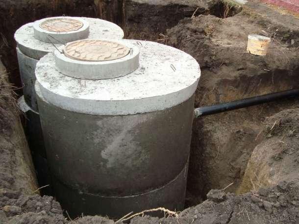 Монтаж канализации., фотография 1
