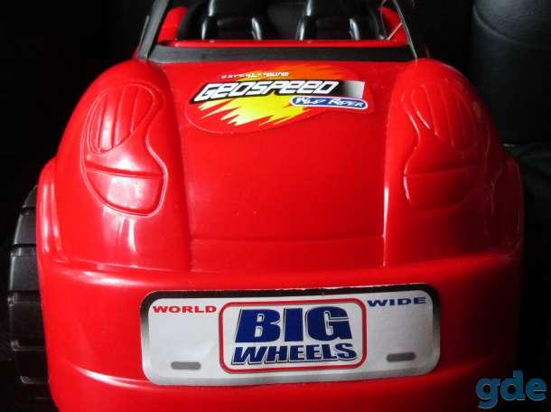 Машинка Воротилы Gulliver, фотография 5