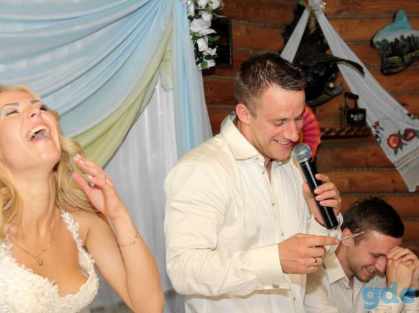 Лучший Ведущий для Вашей Свадьбы, Юбилея, Выпускного., фотография 4