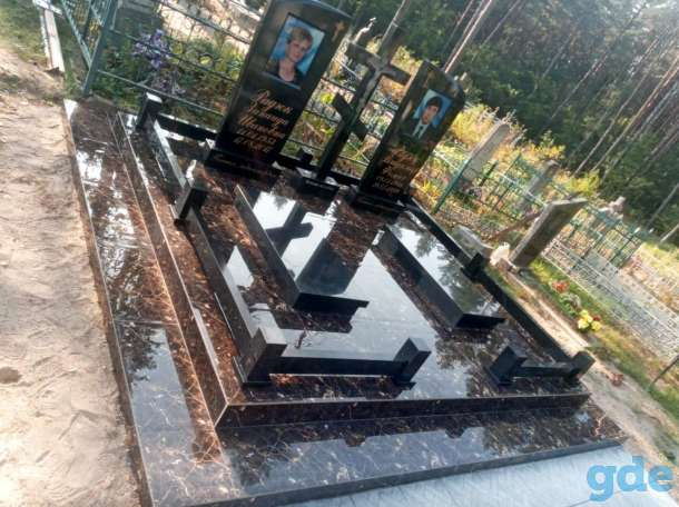 Памятники.Работаем по всей РБ.Благоустройство могил.Рассрочка, фотография 8