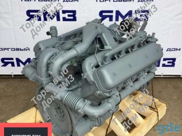 Двигатель ЯМЗ 238НД3 Турбо, фотография 4