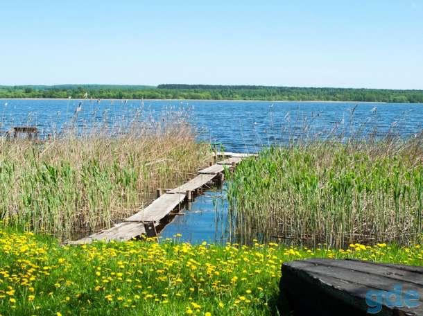 Рай рыбака на озере Свирь, усадьба Набережная, фотография 5