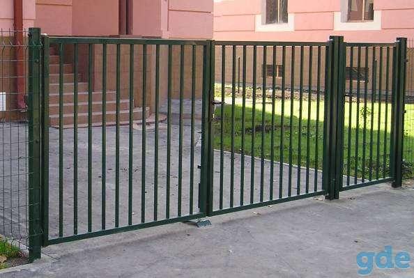 Калитки и ворота от производителя в Чаусы, фотография 2