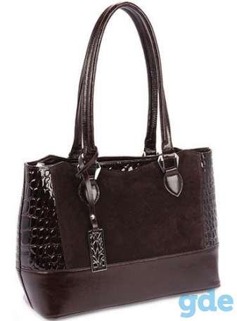Женские сумки из натуральной кожи, фотография 1
