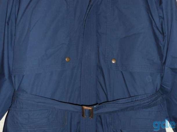 Пуховик-пальто мужской длинный  р.50-3, фотография 1