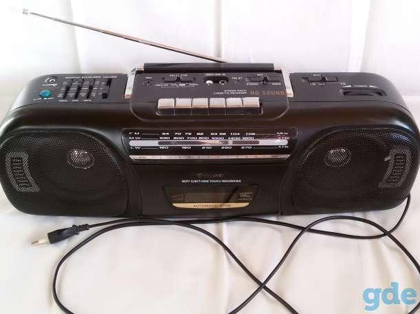 Магнитофон однокассетный VIGOR, б/у, фотография 7