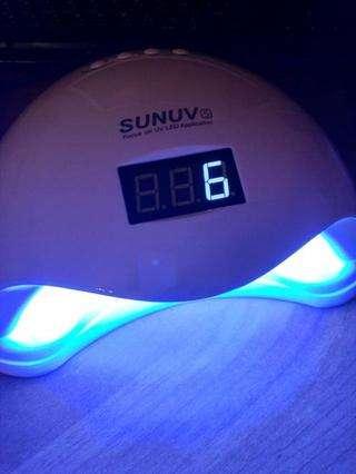 LED-Лампа для ногтей 48 Вт, фотография 2