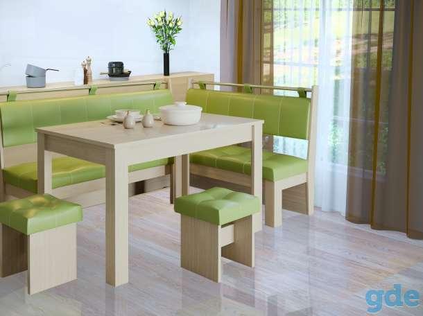 Цветные кухонные уголки.Комплект, фотография 3
