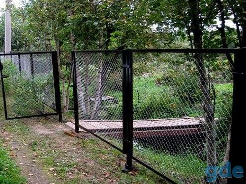 Калитки и ворота от производителя в Чаусы, фотография 1