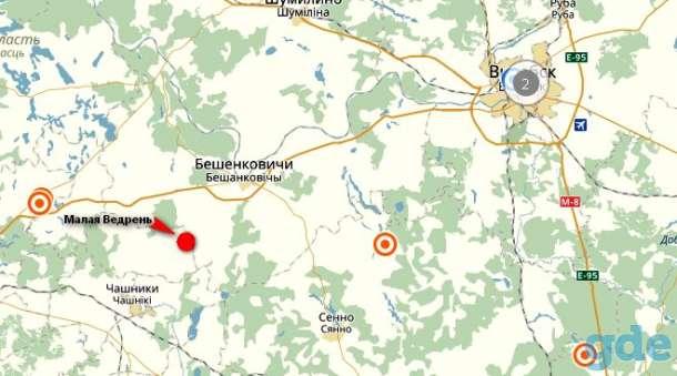 Продам дом, Витебская область, Чашникский район, а/г Малая Ведрень, фотография 1