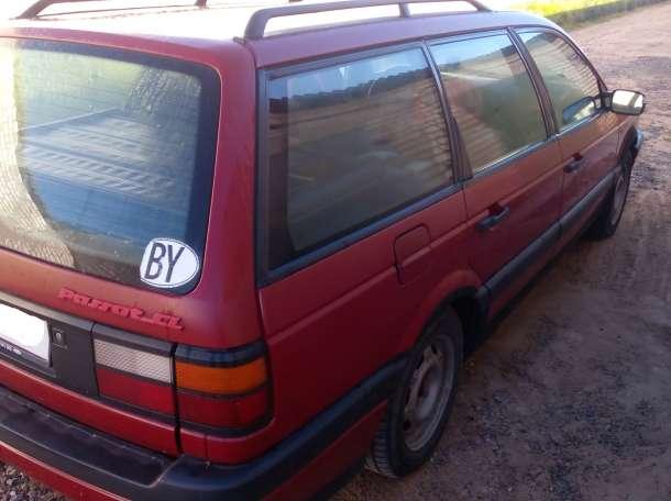 Volkswagen Passat B3 1991, фотография 4