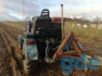 Продам самодельный трактор, фотография 5