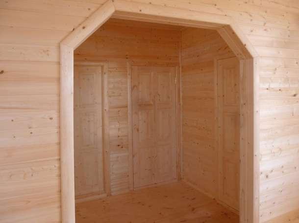 строительство дачных домов, фотография 9