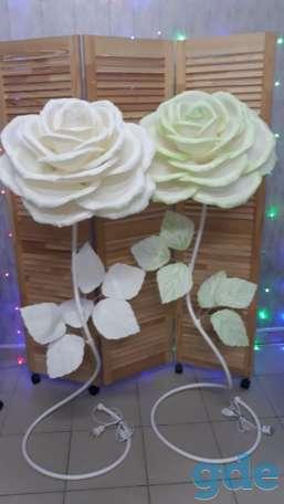 Ростовые цветы и светильники, фотография 8