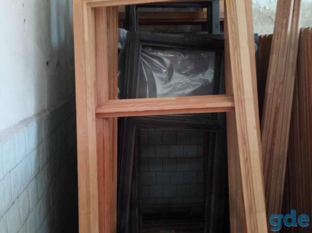 продам рамы и окна из лиственницы, фотография 2