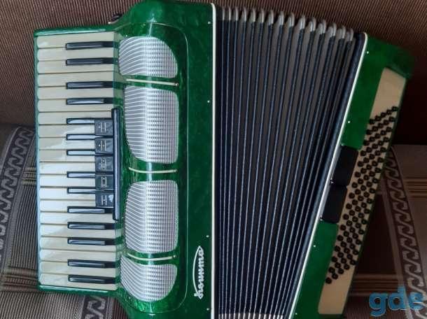 Продам аккордеон в отличном состоянии, фотография 1