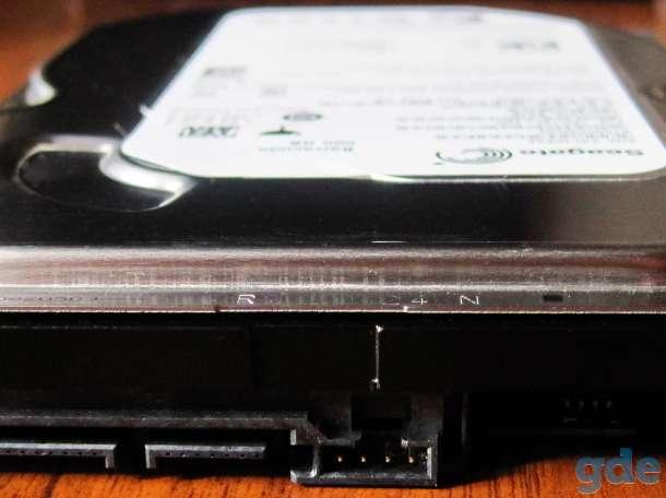 Жёсткий диск Seagate 500 Гб SATA-III 6 Гбит 7200 rpm, фотография 1