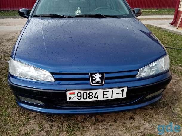 Продам Peugeot 406, фотография 1