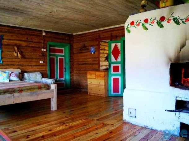 УСАДЬБА НА ОЗЕРЕ, деревня Замошье дом 12, фотография 11